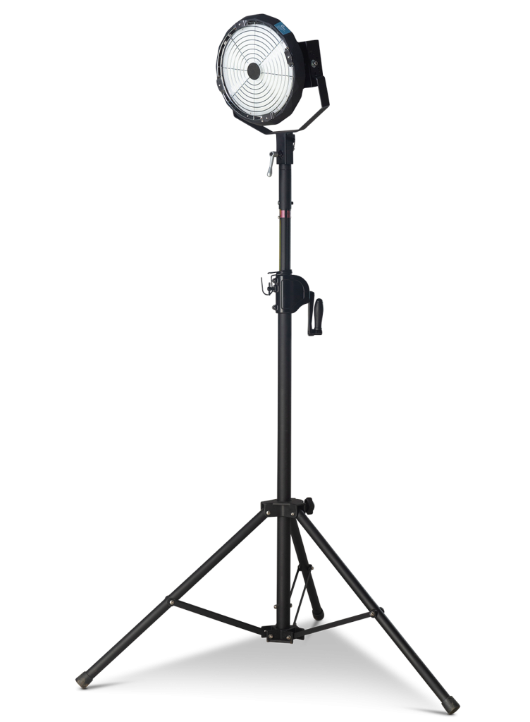 Mobile Lighting Tower Single