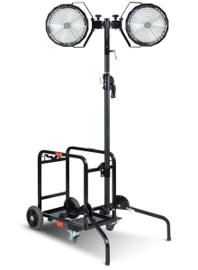 Mobile Lighting Tower Twin